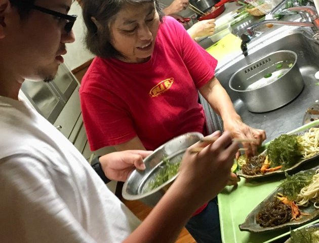 沖縄料理に挑戦プログラム